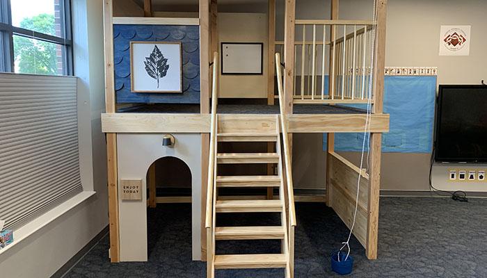 Thumbnail for Kindergarten Loft